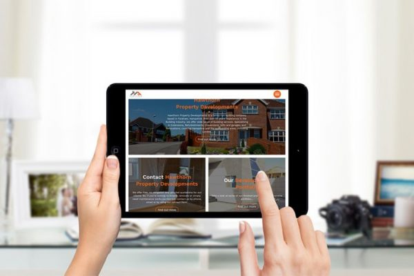 Responsive Website Development and Design