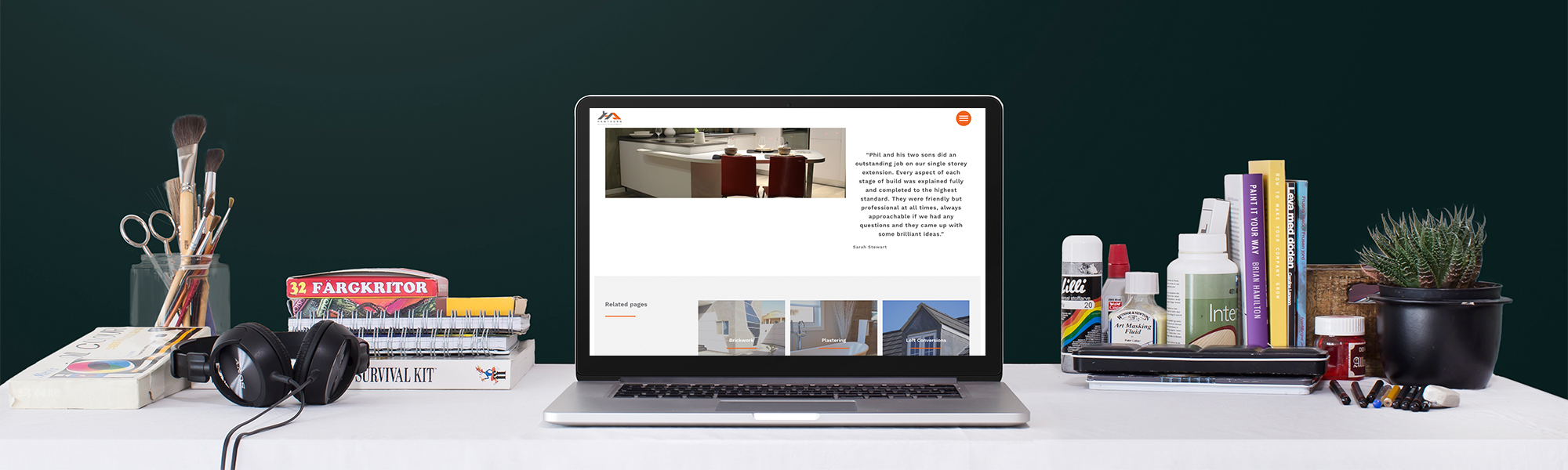 Property Development Web Design and Development in Portsmouth, Hampshire